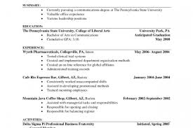 Sample Resume For Barista Position by Starbucks Barista Experience Resume Example Reentrycorps