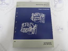 7797361 8 volvo penta engine components service workshop manual