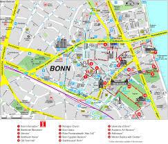 Cologne Germany Map by Bonn Maps Germany Maps Of Bonn