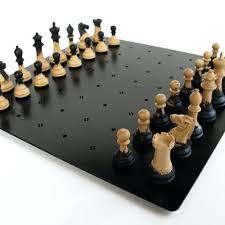 cool chess set interesting chess sets bothrametals com