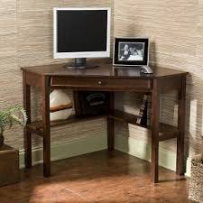 Wood Computer Desk With Hutch Foter by Corner Computer Desk With Drawers Foter