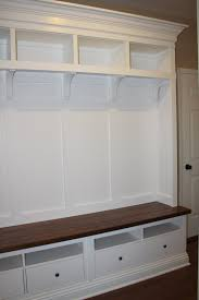 Mudroom Plans Designs Bench Stunning Closet To Mudroom Stunning How To Build A Mudroom