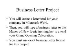 business letter heading the heading gives the writer u0027s address