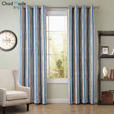 aliexpress com buy chadmade decoration printed blackout curtain