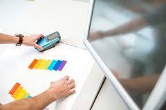color spectrometer print spectrophotometer color measurement stock images 52 photos