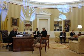 Oval Office Clock by In Trump White House Tumult Becoming The Norm Alaska Dispatch News