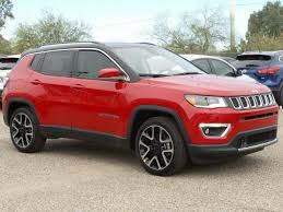 jeep compass limited red 2018 jeep compass limited tucson az south tucson casas adobes