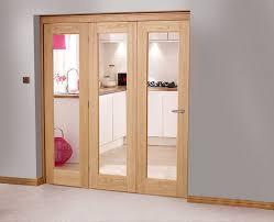 Trifold Closet Doors Interior Bifold Closet Doors With Glass Closet Ideas Interior