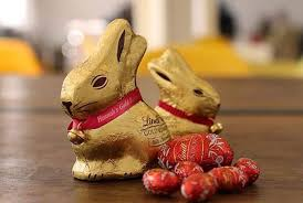 lindt easter bunny here s how to get your on a personalised lindt gold bunny