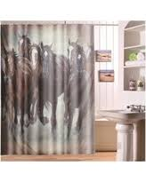Horse Shower Curtains Sale Now Black Friday Sales On Sheer Shower Curtains