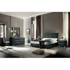 Dark Gray Modern  Piece King Bedroom Set Versilia RC Willey - Bedroom sets at rc willey