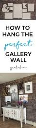 How To Hang A Picture How To Hang A Gallery Wall Kitchen Gallery Wall Kitchen Gallery