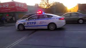 nypd ford fusion nypd ford fusion responding
