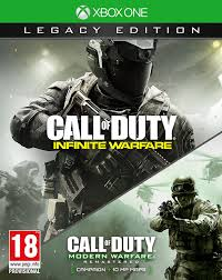 List Of Cod4 Maps Activision Call Of Duty Infinite Warfare Legacy Edition Xbox One