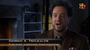 Aliens Meme Video - the untold truth of giorgio a tsoukalos