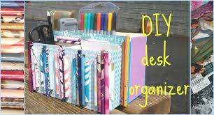 Diy Desk Organizer Ideas Diy Desk Organizer Dma Homes 56019
