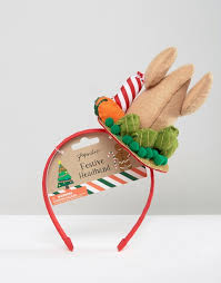 turkey headband paperchase paperchase christmas turkey headband