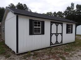 Lean To Barns Learn What To Look For When Buying A Storage Building Shed Or