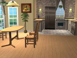 the sims 2 kitchen and bath interior design mod the sims 2 cherry three bedrooms and two baths bg only