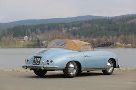 porsche classic speedster porsche 356 prea speedster 1955