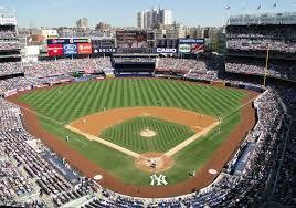 yankee stadium home run lights yankee stadium new york yankees