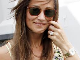 Middleton Pippa by Pippa Middleton U0027s 250 000 Engagement Ring Is Nothing More Than