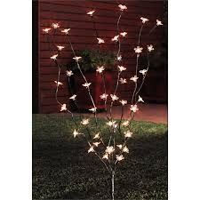 wedding arches bunnings lytworx 48 led warm white 2 function blossom tree solar light i n