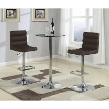 coaster furniture 120355 15 1 4 contemporary upholstered bar stool