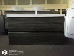 bogetta 1200mm sonoma oak grey pvc thermal foil timber wood