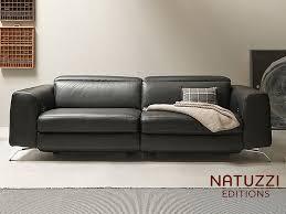 canapé lucca conforama meubles salon canapés en cuir et imitation cuir canapé