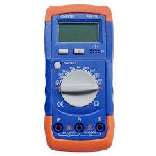 amazon com honeytek a6013l capacitor tester home improvement