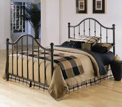 King Metal Headboard Largo Trafalgar Metal Headboard Footboard Bed Olinde S