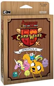wars cards adventure time card wars finn vs jake cards toys
