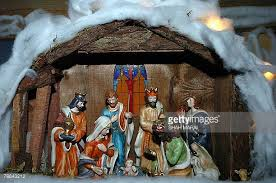 Decoration Of Christmas Crib by Christmas Crib Stock Photos And Pictures Getty Images
