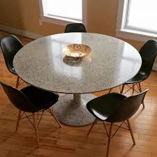 Dining Table Black Glass Diy Concrete Dining Table Rectangular Black Glass Dining Table