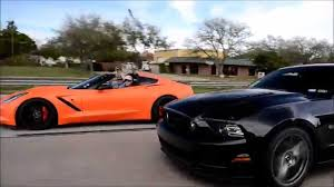 mustang stingray 2014 cts v vs c7 stingray boostlogic gtr viper c6 vettes coyote