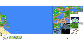 Super Mario World Map New Super Mario World By Lord Myre On Deviantart