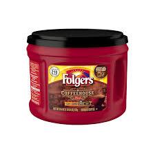 coffeehouse blend folgers coffee
