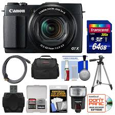 best dslr deals for black friday amazon com canon powershot g1 x mark ii wi fi digital camera