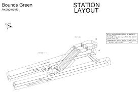 3d maps of every underground station u2013 ianvisits