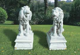 lions statues outdoor lions statue marble grand animal statues tanzania