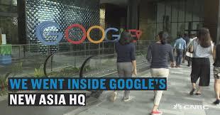 we got inside google u0027s new asia pacific hq