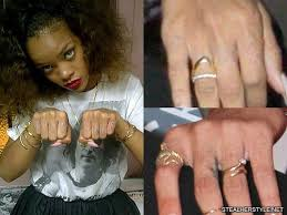 rihanna u0027s tattoos u0026 meanings steal her style