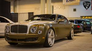 bentley mulsanne matte black gallery u2013 giovanna luxury wheels