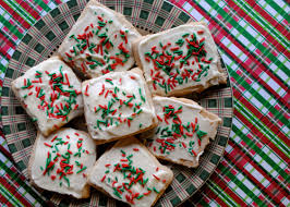 day 1 of twelve days of christmas cookies cinnamon maple sugar