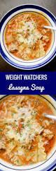weight watchers lasagna soup recipe lasagna soup weight