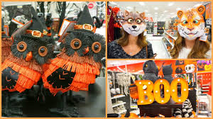 follow me around target shopping for fall u0026 halloween