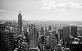 unthinkable new york city wallpaper black and white safety
