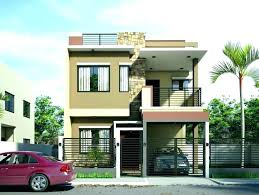 two storey house plans two storey house design house plans perspective single storey house