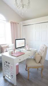 Pink And Gold Bedroom by Best 25 Pink Office Ideas On Pinterest Pink Office Decor Cute